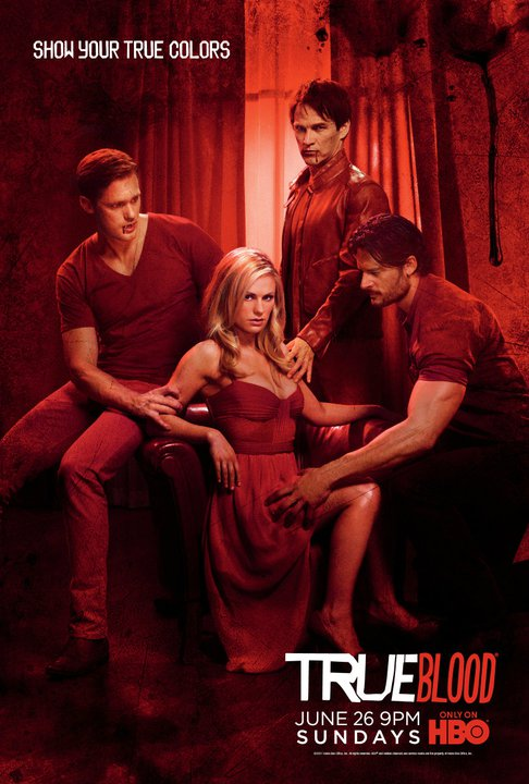 true blood poster season 1. True Blood season 4 posters